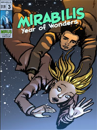 Mirabilis Issue One Cover